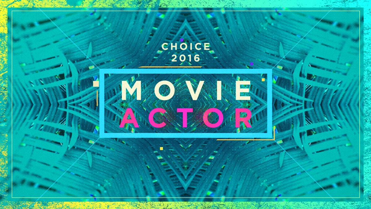 2016 Fox US Teen Choice Awards Virtuals Girraphic 2