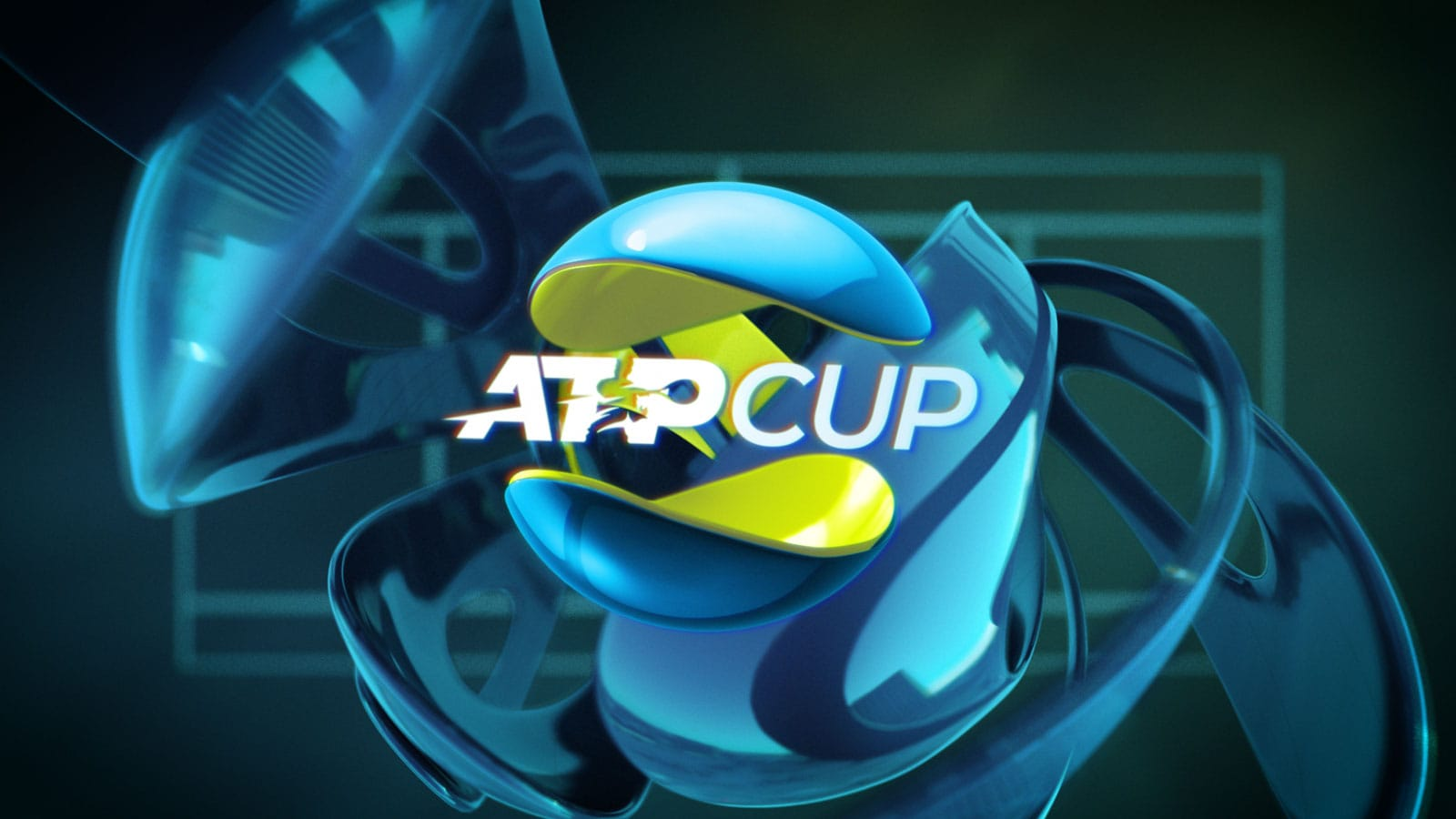 Girraphic ATP Cup 2020