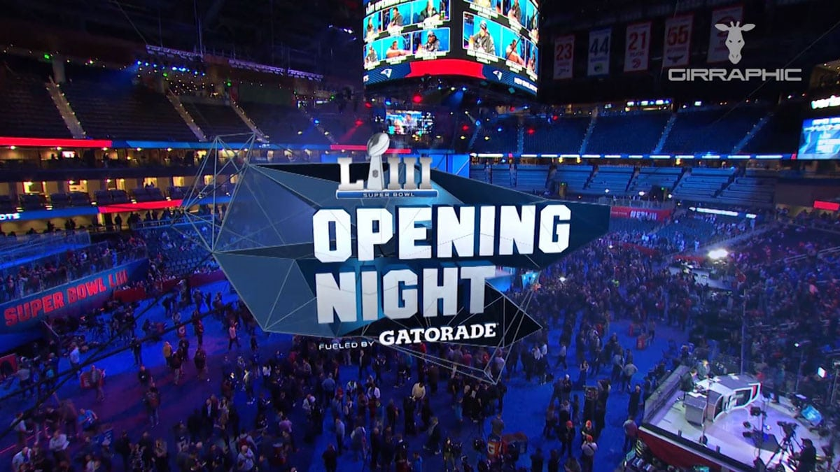 Girraphic NFL Opening Night 2019 3