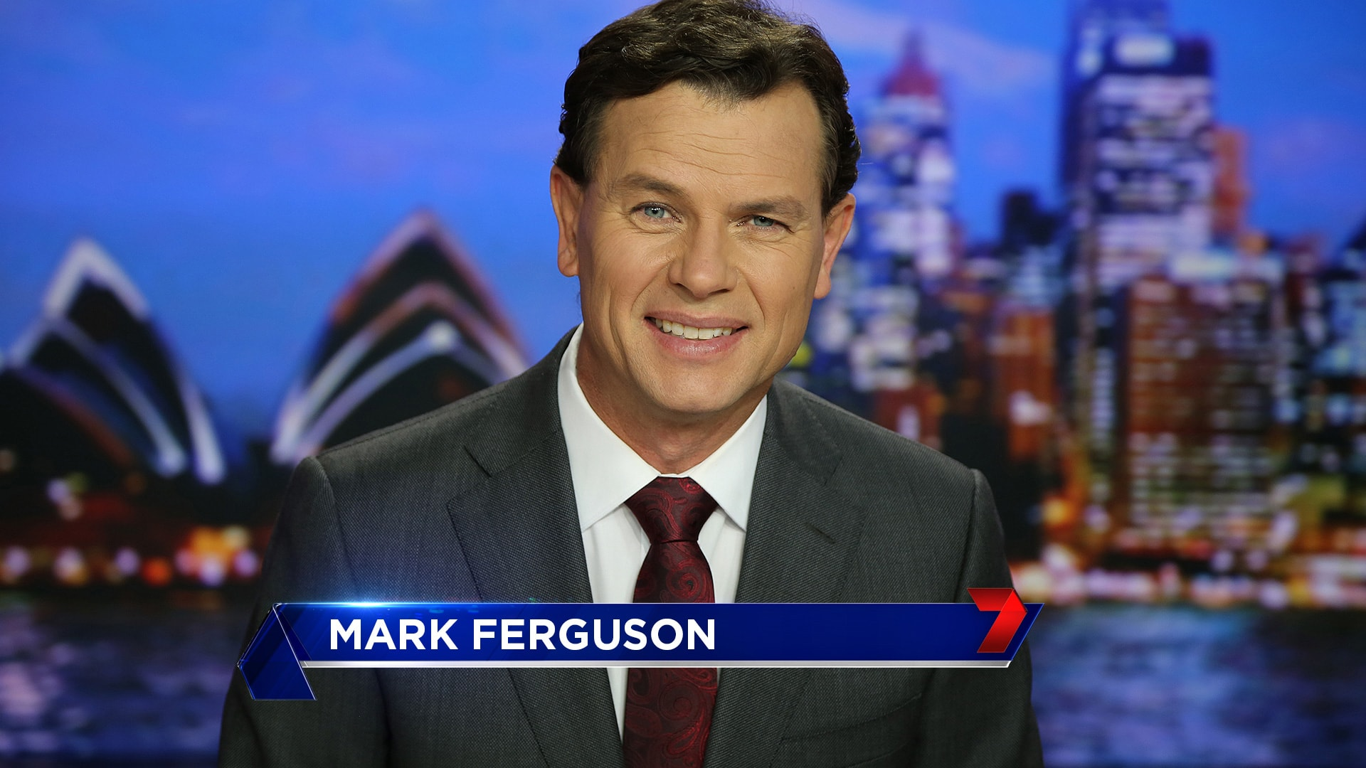 2016 Seven News In Show Graphics Concept 05 Girraphic