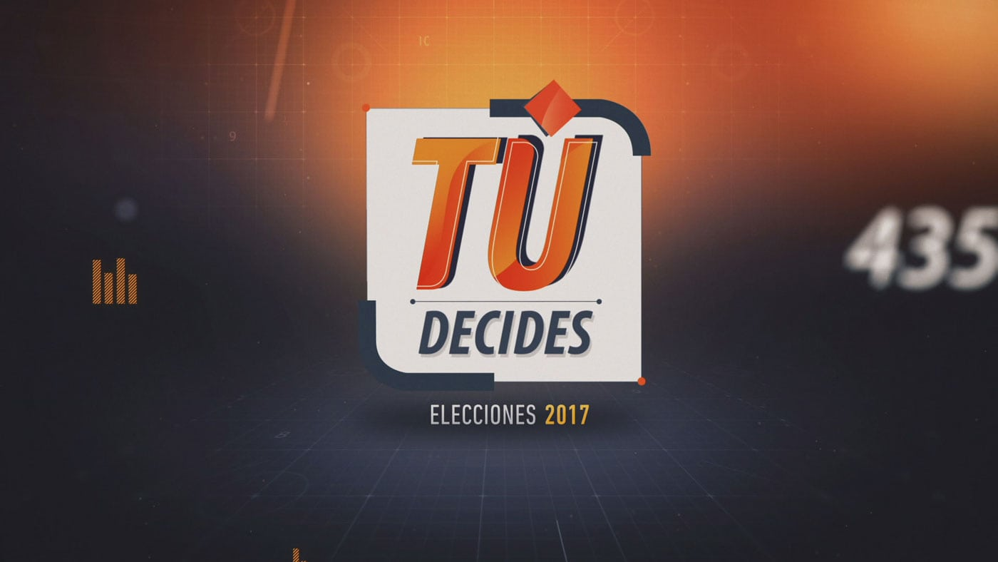 2017 Canal 13 Chile Presidential Elections Tu Decides 1 1