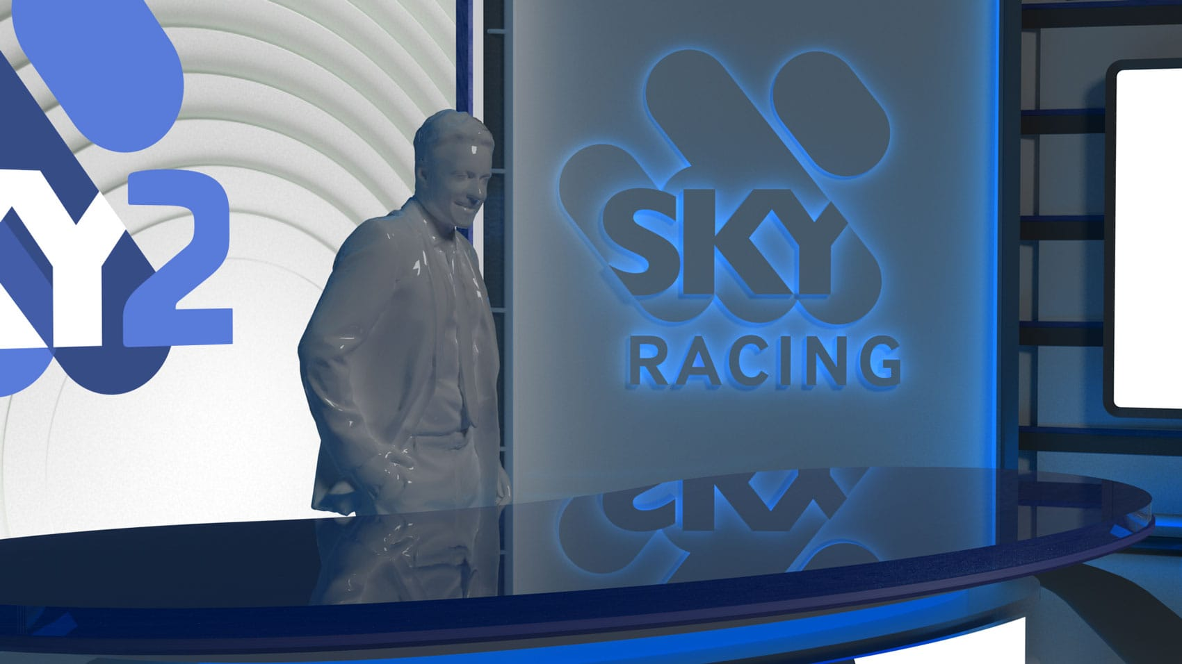 2019 Sky Racing Virtual Set Concept 03 Girraphic