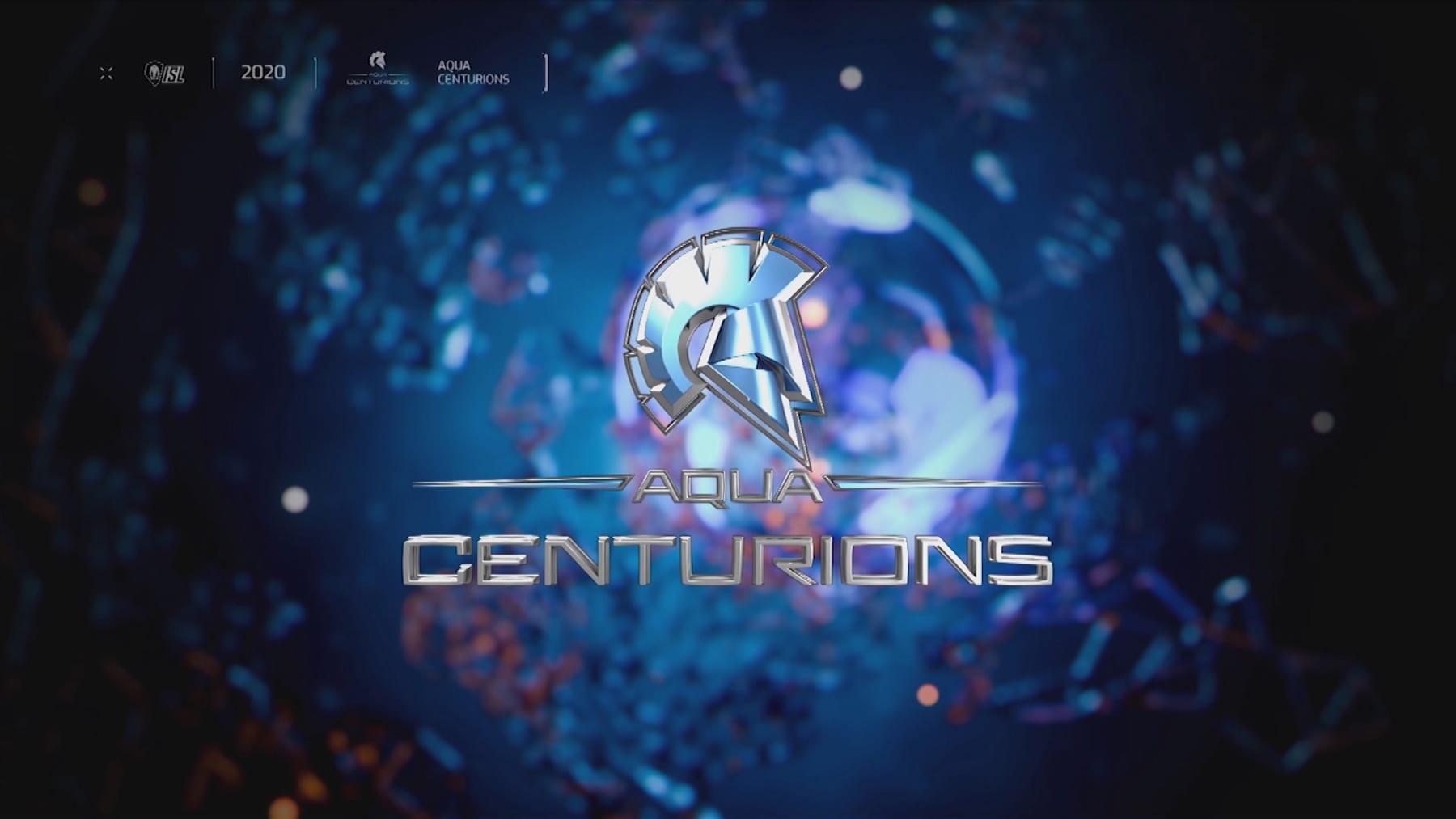Girraphic ISL 2020 Aqua Centurions