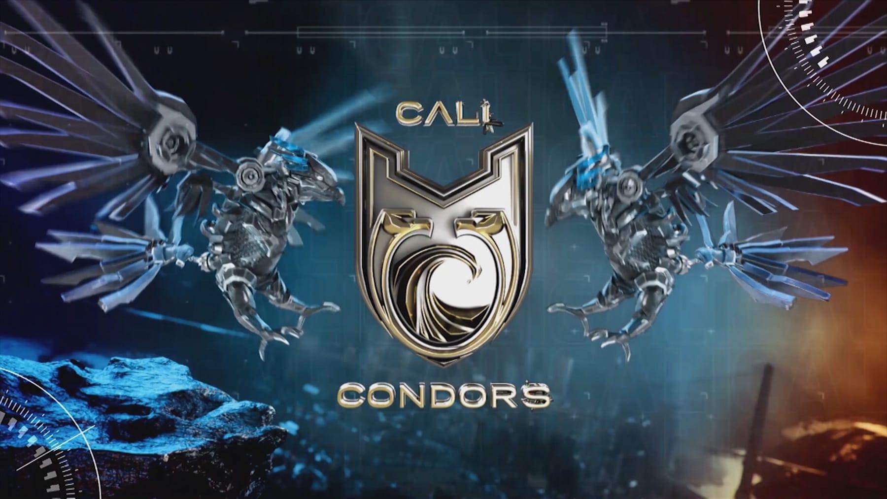 Girraphic ISL 2020 Cali Condors