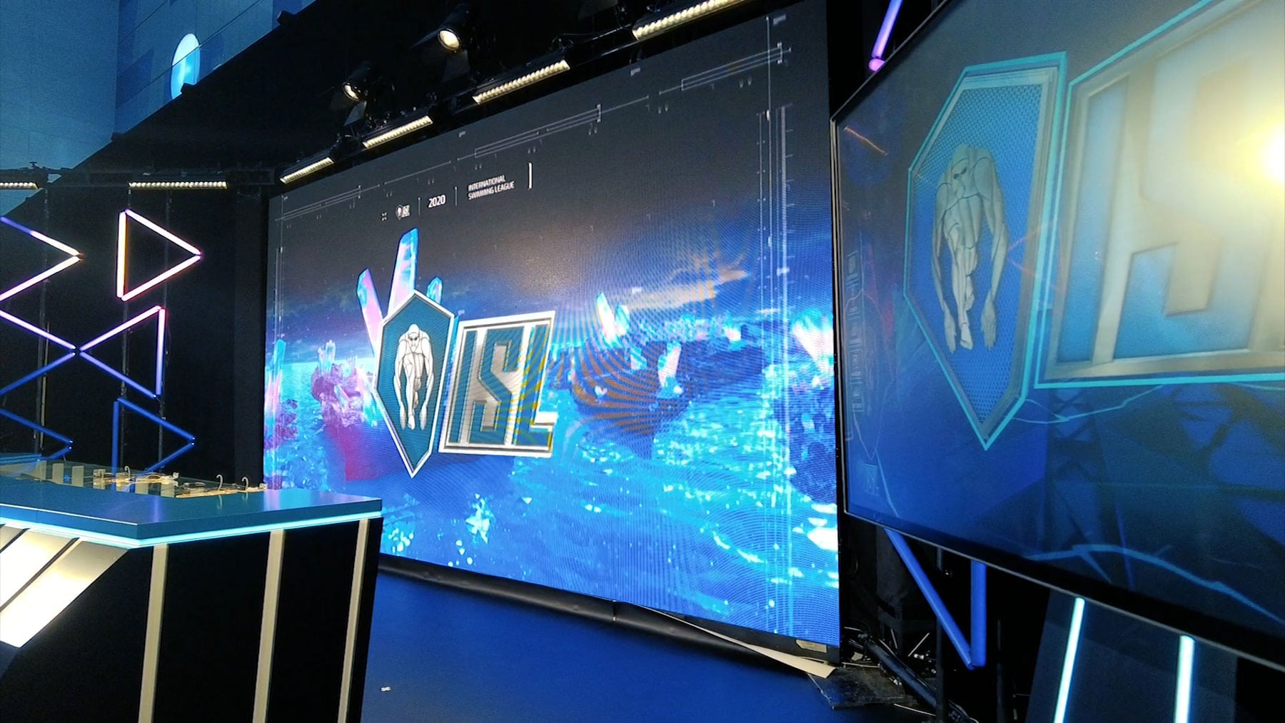 Girraphic ISL 2020 Screens