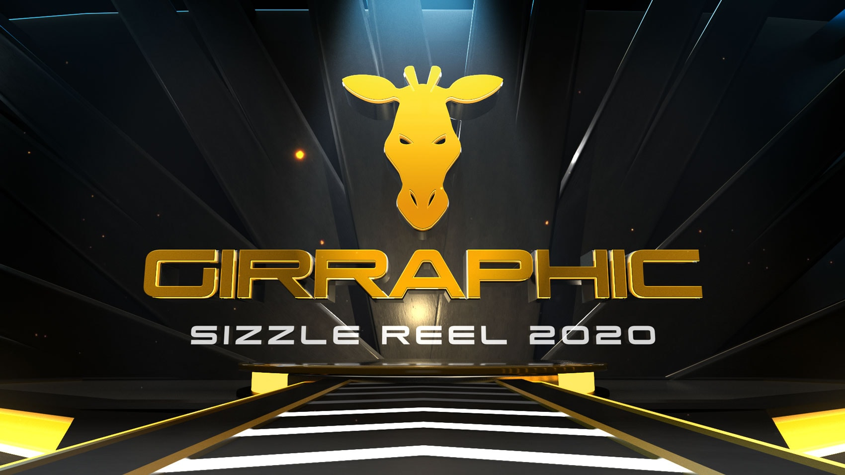 Girraphic Sizzle Reel 2020 Cover