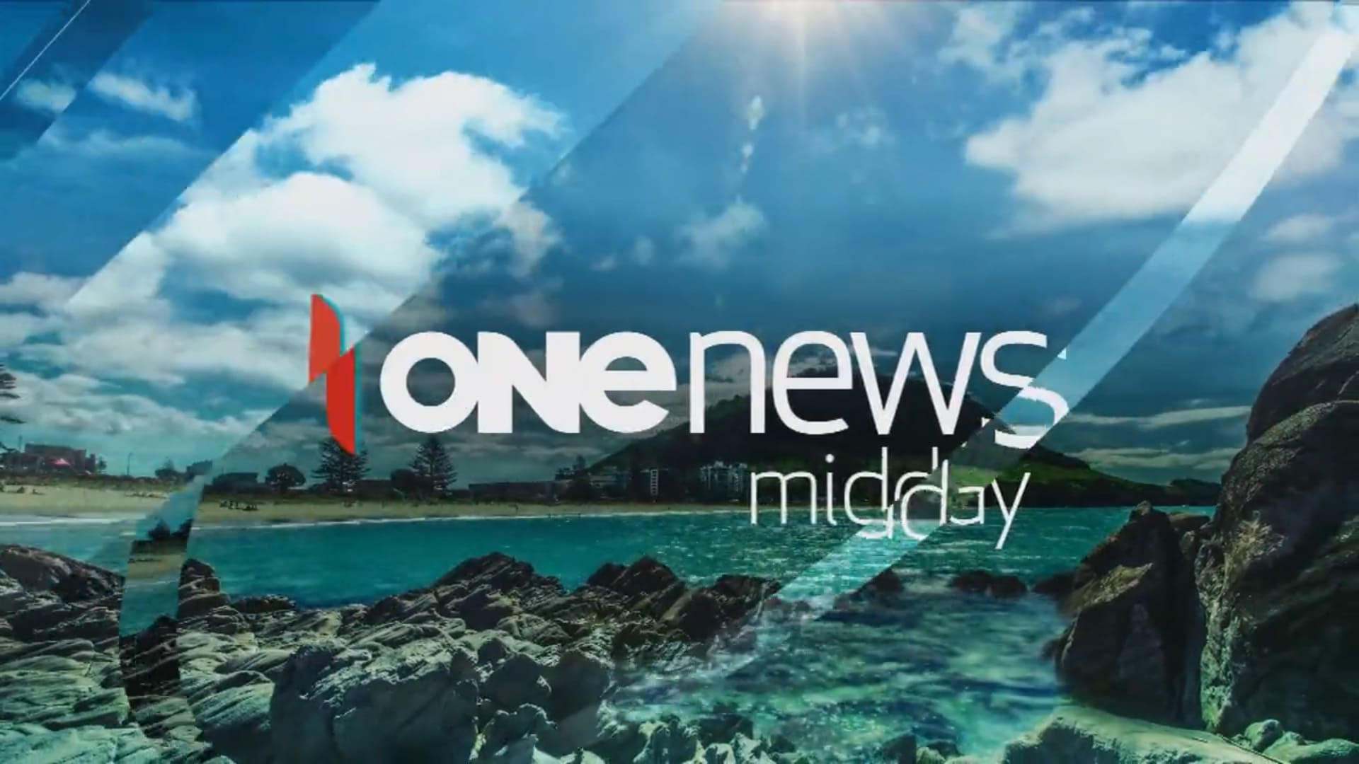 Girraphic TVNZ One News
