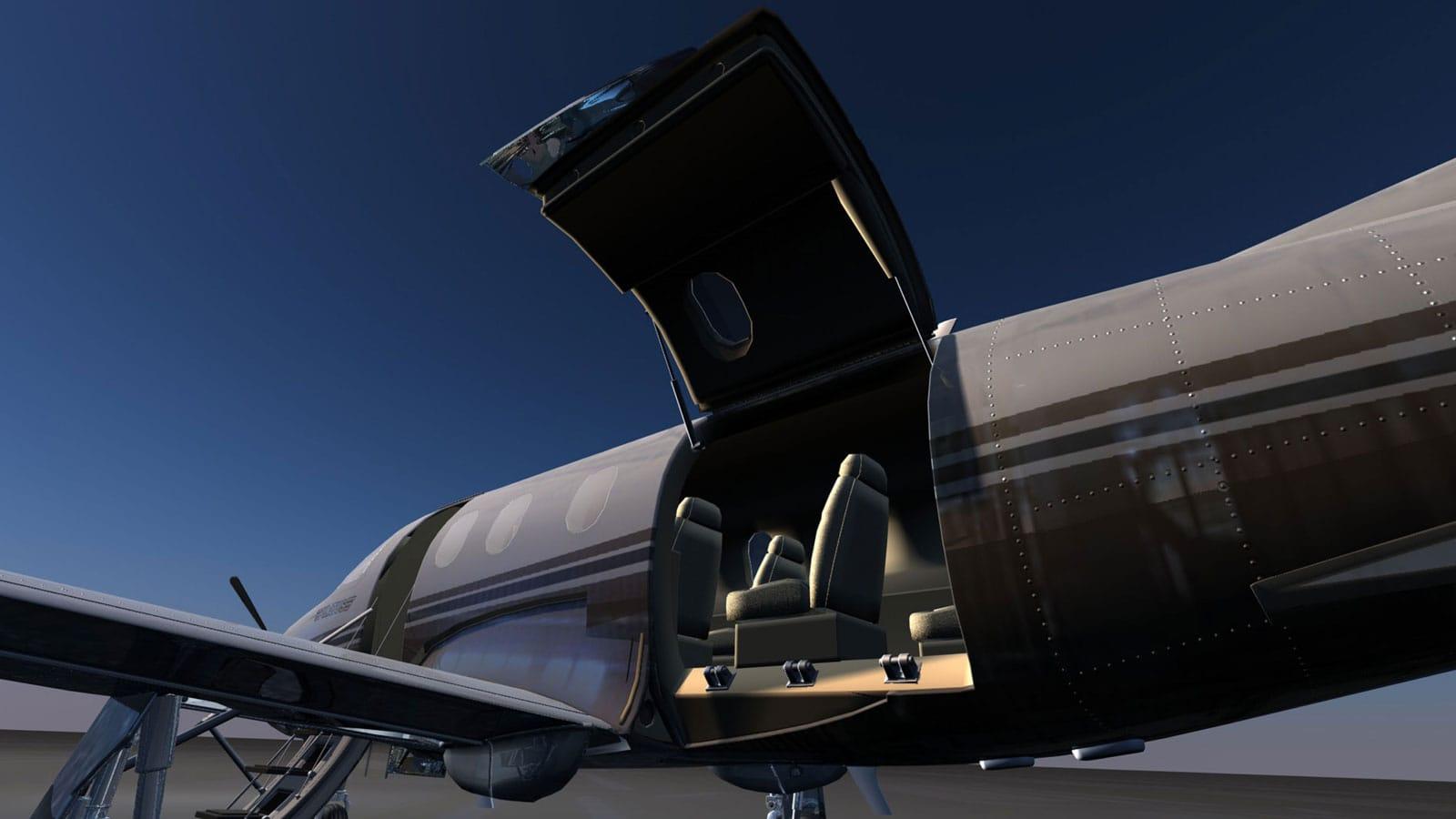 2016 Pilatus Concept Render Girraphic 3
