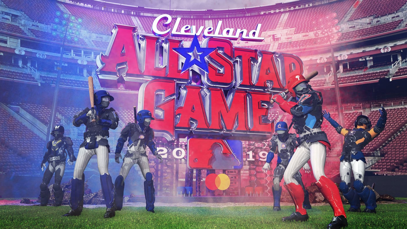 2018 ESPN Home Run Derby Mixed Reality Concept Cover Girraphic