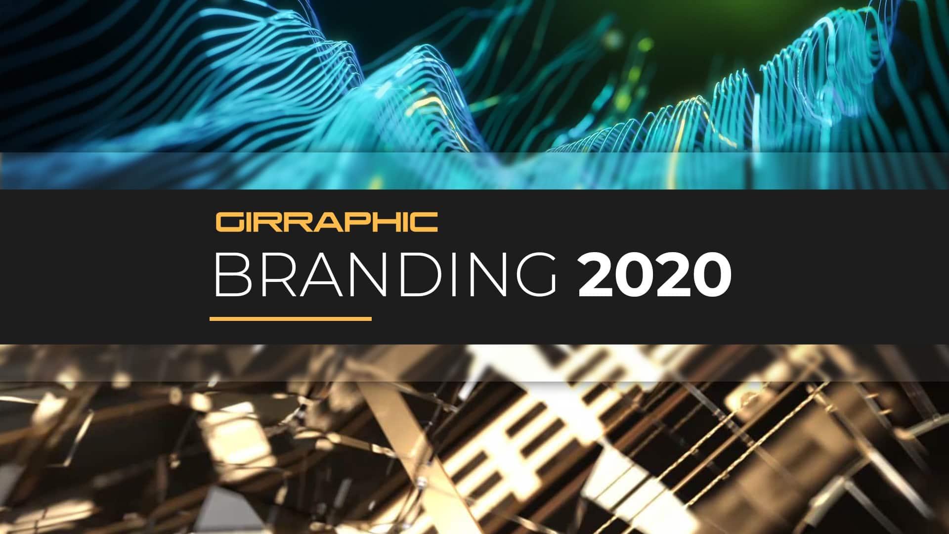 Girraphic Branding 2020 Cover