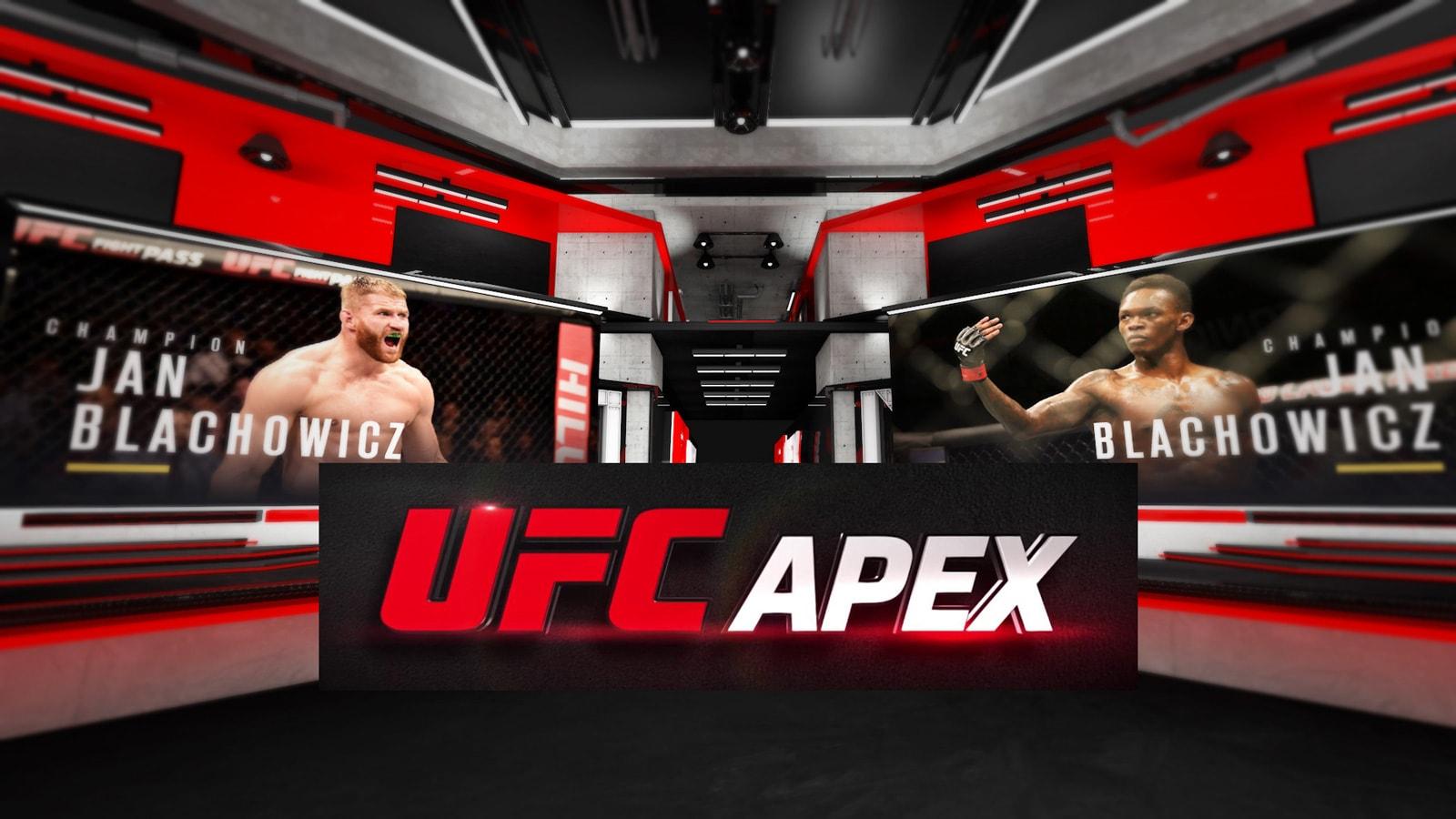 Girraphic UFC Apex