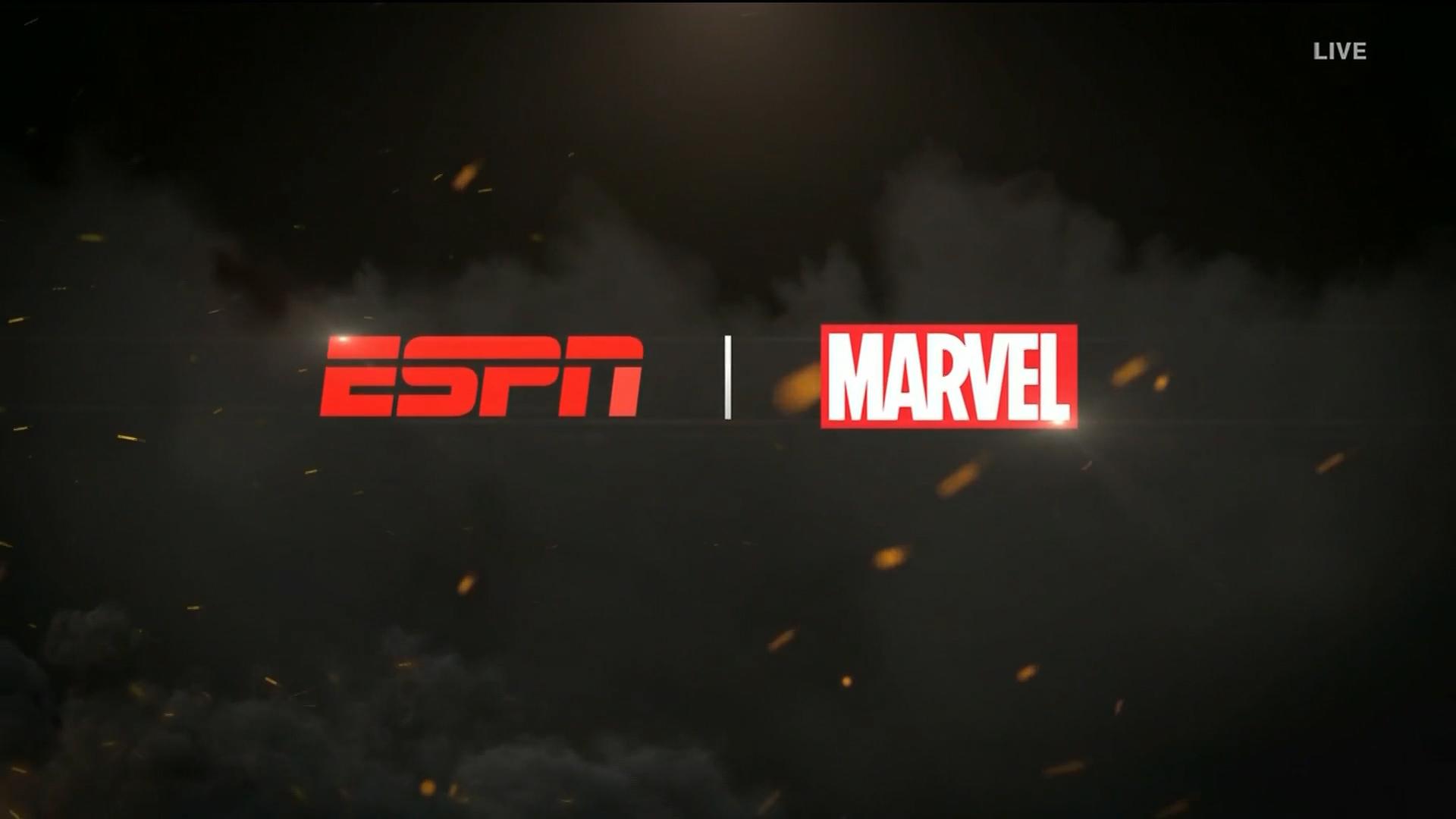 ESPN MARVEL 1