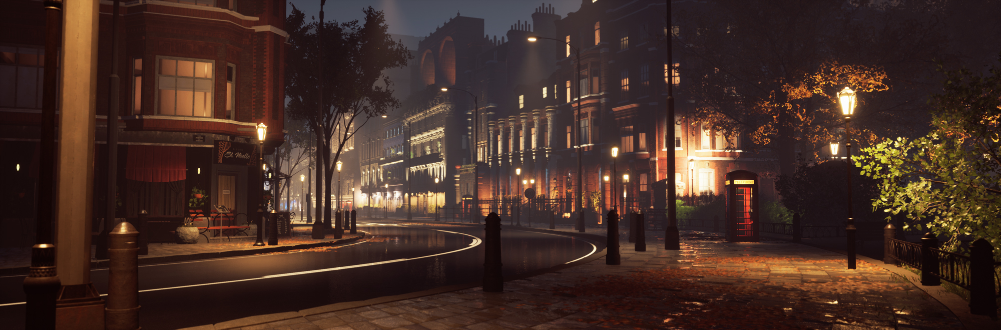 Londoner Night 3