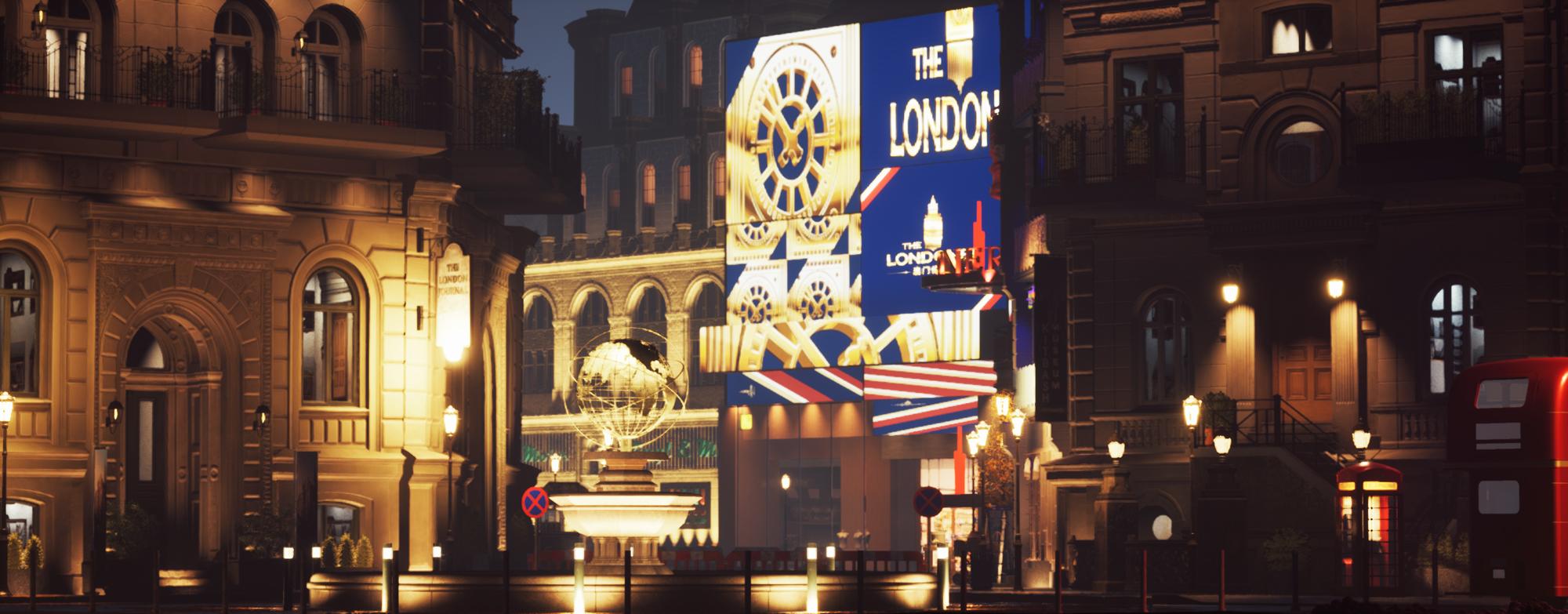 Londoner Night 5